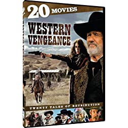 Western Vengeance - 20 Movie Collection