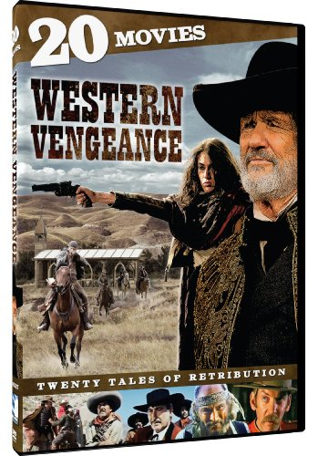 New Western Vengeance 20 Movie Collection Dvd Fast Free