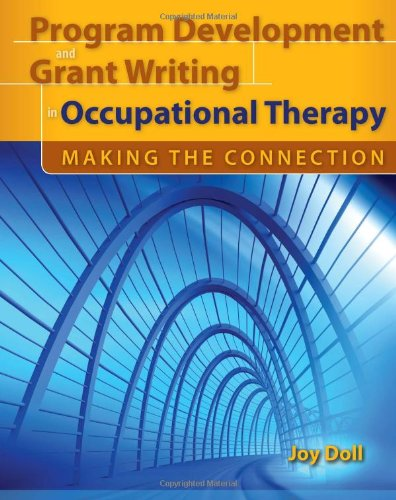 Program Development And Grant Writing In Occupational...
