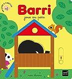 Barri joue au parc
