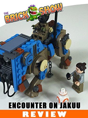 LEGO Star Wars Encounter on Jakku Review (75148)