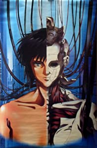 Ghost In The Shell 22x34 Movie Poster Shirow Masamune Manga 5