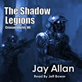 img - for The Shadow Legions: Crimson Worlds, Book 7 book / textbook / text book