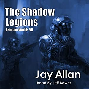 The Shadow Legions Audiobook