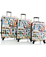 Heys Fernando Volken Togni - USA 3-piece Spinner Luggage Set