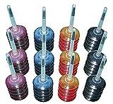 Vconcal(TM) Refill Ink Cartridges for HP 300/301/300xl/301xl/350/901/901xl black colour