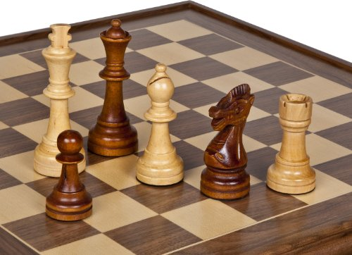"Traditional Staunton Giant Chessmen - King: 5"" at Amazon.com"