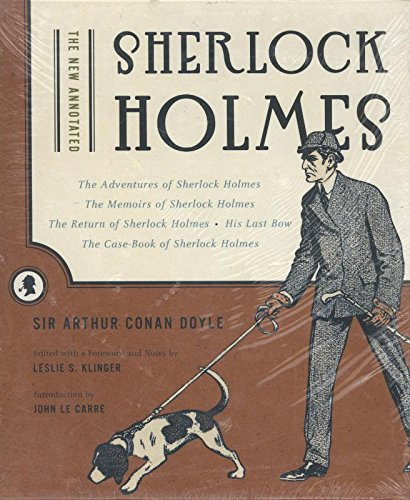 The New Annotated Sherlock Holmes: The Complete Short Stories (2 Vol. Set), Sir Arthur Conan Doyle