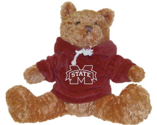 NCAA Mississippi State Bulldogs Hoodie Bear