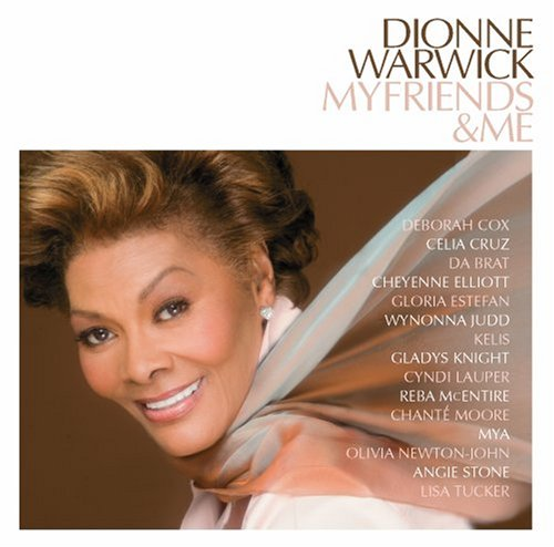 Dionne Warwick - My Friends & Me - Zortam Music