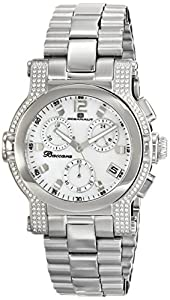 Oceanaut Women's OC0726 Baccara Analog Display Quartz Silver Watch