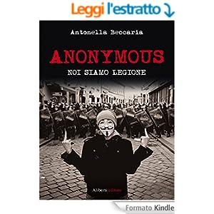 Anonymous. Noi siamo legione