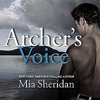 Archer's Voice (       UNABRIDGED) by Mia Sheridan Narrated by Kris Koscheski, Emily Durante