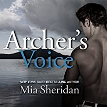 Archer's Voice (       UNABRIDGED) by Mia Sheridan Narrated by Kris Koscheski, Emily Durante