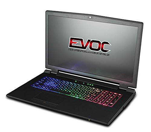 Evoc p770dm g auk g sync 173 slim extreme desktop replacement gaming laptop