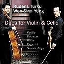 Duos for Violin & Cello