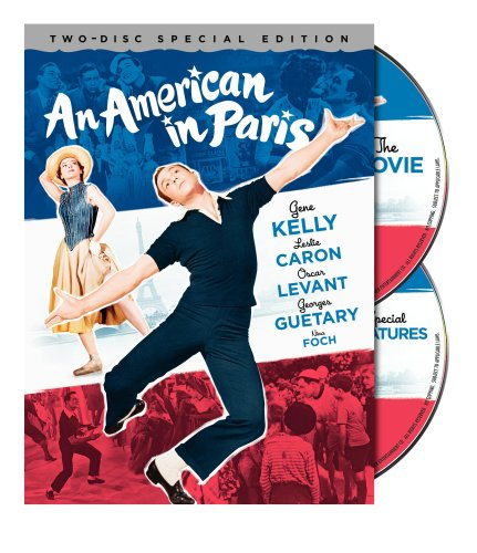 Cover art for  An American in Paris (Two-Disc Special Edition)