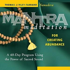 Mantra Meditation for Creating Abundance Speech