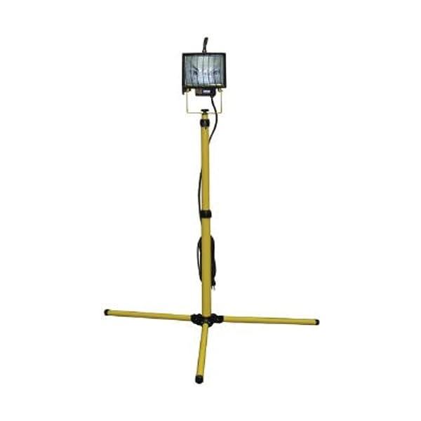 Triangle Bulbs 500-watt Q500/T3 Halogen 1-Head Work Lamp (Halogen Stand Work Light) (Tamaño: Halogen Stand Work Light)