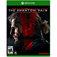Konami Metal Gear Solid V The Phantom Pain for Xbox One Standard Edition