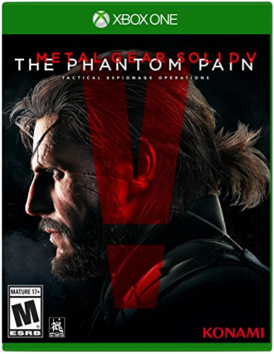 Metal Gear Solid V The Phantom Pain - Xbox One Standard Edition