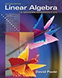Linear Algebra: A Modern Introduction (with CD-ROM) (Available Titles CengageNOW)