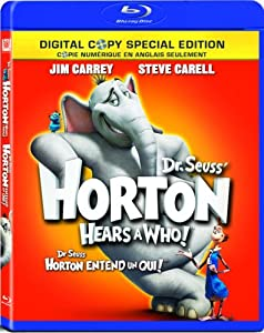 Dr. Seuss' Horton Hears a Who! [Blu-ray]