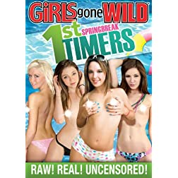 Girls Gone Wild: Spring Break First Timers