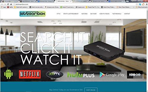 Review Jetstreambox, Jet Stream Box, Jetstream Box