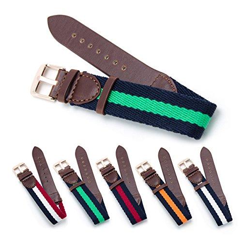 civo-bracelets-de-montres-militaire-de-larmee-suisse-de-style-en-cuir-et-nylon-bande-watch-strap-rep