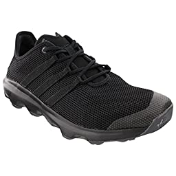 Adidas Sport Performance Men\'s Climacool Voyager Hiking Sneakers, Black Textile, 14 M