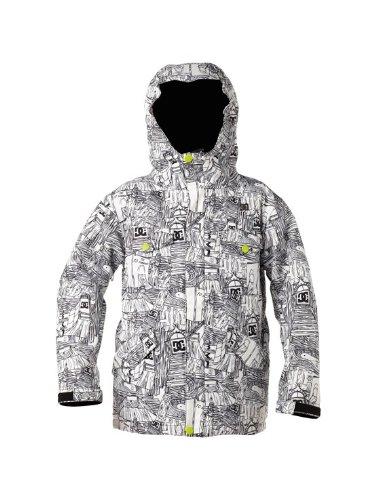 DC Boy's Servo Snowboard Jacket