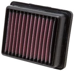 K&N KT-1211 High Performance Replacement Air Filter for KTM Duke 200/390