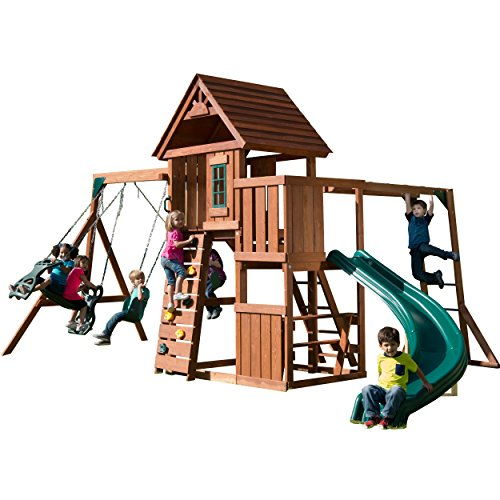 Best Price! Swing-N-Slide Cedar Brook Play Set