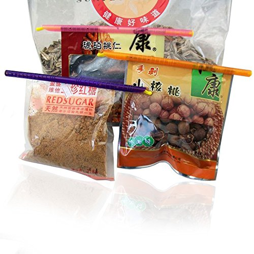 HOMAMI Magic Bag Sealer Chip Clips Plastic Bag Sealer Stick Keep Food Fresh Air Tight Water Tight Seal Easy Storage 8 Sticks (4 Lengths) Plus Extra Different Sizes Storage Food Bags