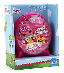 La La Loopsy Liteup Time Teacher Desk Clock