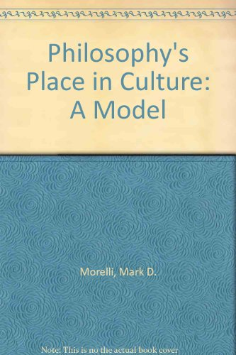 Image for publication on Philosophy's Place in Culture: A Model