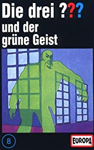008/und der grüne Geist [Musikkassette]