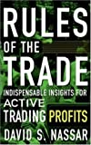 img - for Rules of the Trade: Indispensable Insights for Active Trading Profits book / textbook / text book