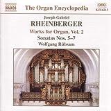 Rheinberger: Works for Organ, Vol.2