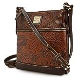 Disney Dooney & Bourke Sketch Leather Crossbody Bag