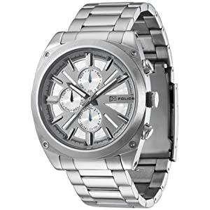 Police 12699js - 04m Enforce Mens Watch