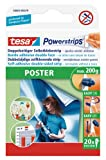 Office Product - tesa Powerstrips Strips POSTER, Packung mit 20 St�ck