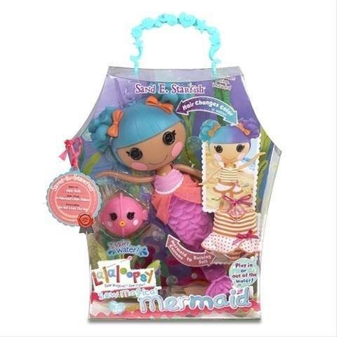 Lalaloopsy Doll - Sew Magical Mermaid - Sand E. Starfish