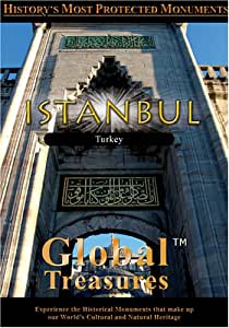 Global Treasures  ISTANBUL - Old City Turkey