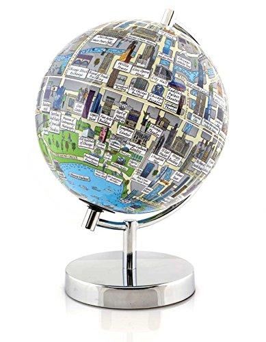 """Globee Chicago 4"""" Globe Science Kit"""