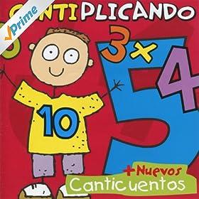 Amazon.com: Cantiplicando Con Canticuentos: Canticuentos