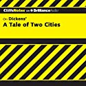 A Tale of Two Cities: CliffsNotes (       UNABRIDGED) by Marie Kalil, M.A. Narrated by Luke Daniels