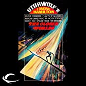The Closed Worlds: Starwolf, Book 2 | Edmond Hamilton