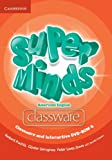 img - for Super Minds American English Level 4 Classware and Interactive DVD-ROM book / textbook / text book